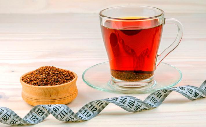 Para qué sirve el té rooibos