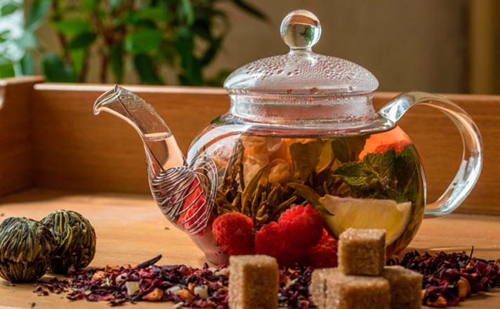 Diferencias entre el té verde y el té rojo