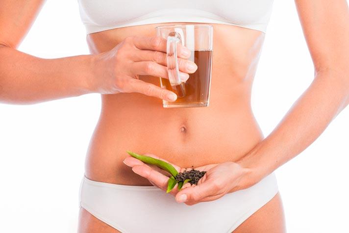 Ventajas del té verde
