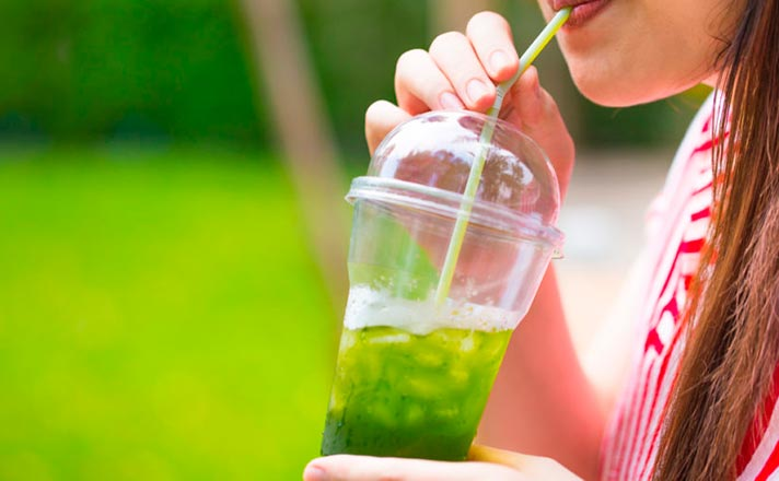 Ventajas de la infusión de té verde para el hígado