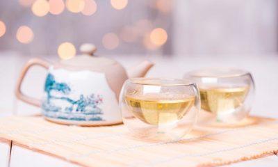 Preparar té amarillo