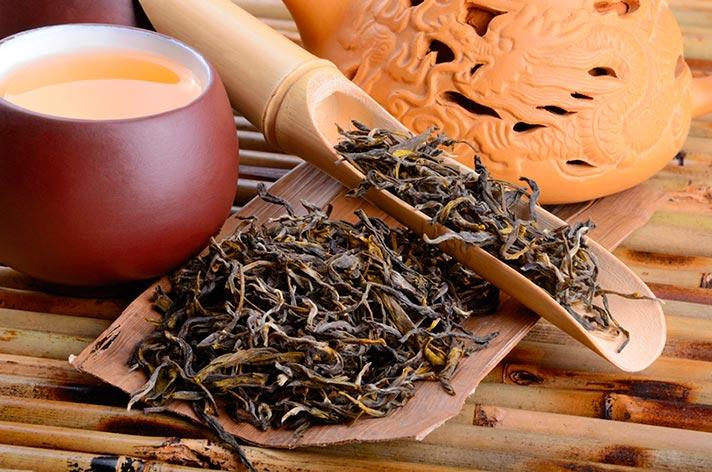 Efectos secundarios del té azul