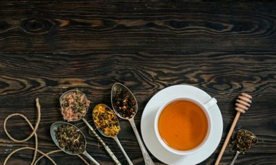 Beneficios del té ecológico