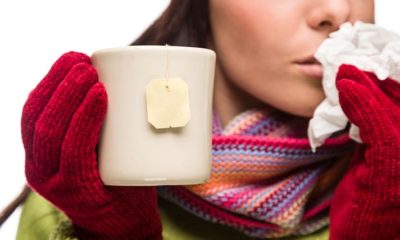 Qué té tomar cuando estás constipado