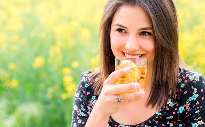 Propiedades adelgazantes del té amarillo