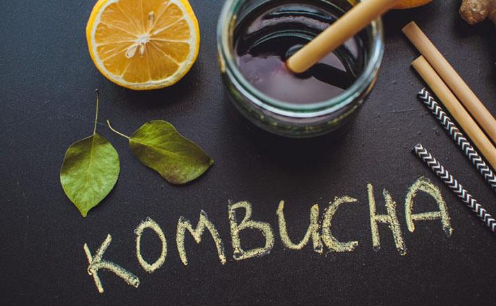 Qué es la kombucha