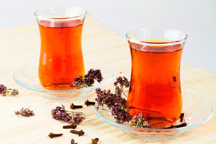Cuáles son las contraindicaciones del té rojo