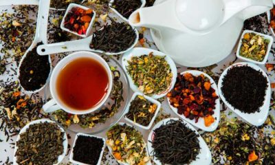 Cómo se deben secar las hojas de té